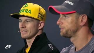 2017 Monaco Grand Prix: Pre-Race Press Conference