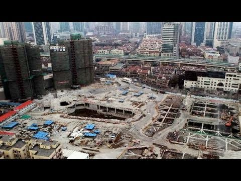 Real Estate Saves Capitalism Then Bursts - China Next?