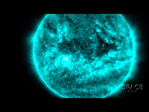 Incoming! Powerful X2.2 Solar Flare Blasts Towards Earth | Video