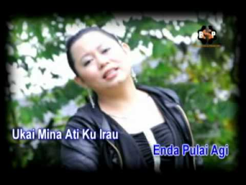 Juliana Maring - Enda Betah (Official Video) Best Iban Song