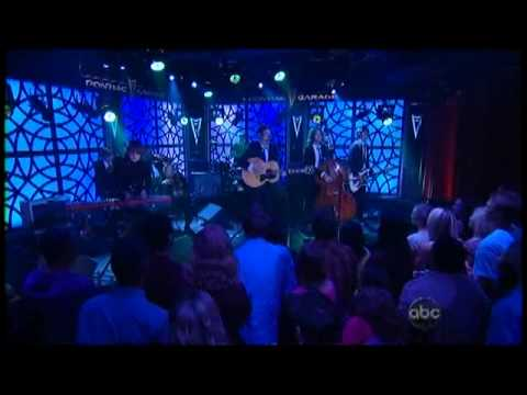 Sometime Around Midnight Live on Jimmy Kimmel Live
