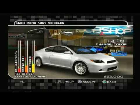Midnight Club 3 Dub Edition Remix gameplay Ps2