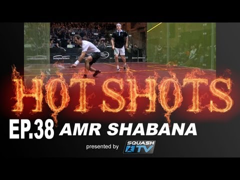 Squash : HotShots - Amr Shabana - EP.38