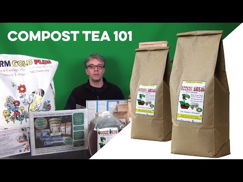 Compost Tea 101-Everything to Know From Boogie Brew Compost Tea Instruction Directions Garden