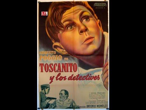 Toscanito y los detectives