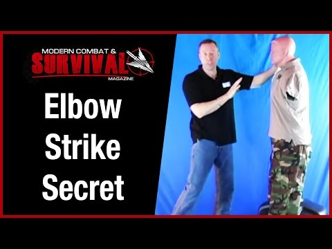 Close Quarters Combat Elbow Strike Secret Image 1