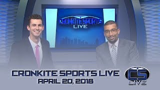 Cronkite Sports Live: April 20, 2018 (S9E11)