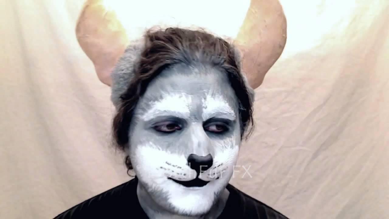 Rat makeup
