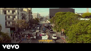 Clip Love Is Gone - G-Eazy feat. Drew Love & JAHMED