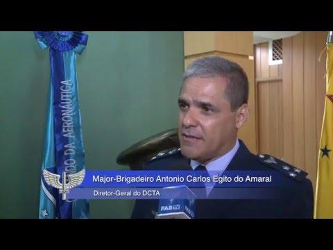 Novo diretor assume unidade de tecnologia da Aeronáutica
