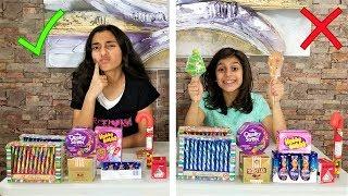 Twin Telepathy Christmas CANDY Challenge!!!