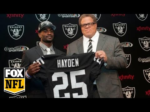 NFL Draft 2013: Oakland Raiders take D.J. Hayden No. 12