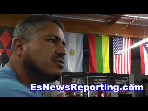 Robert Garcia Id Rather Fight Floyd Mayweather Than Manny Pacquiao