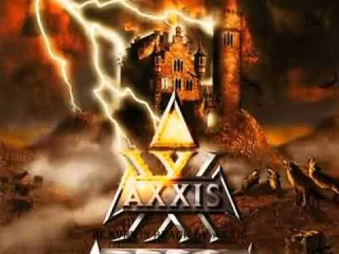 Axxis - Heaven In Black
