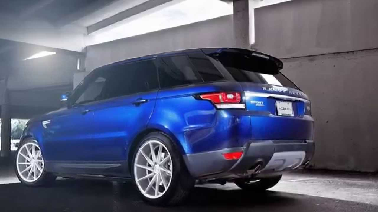2014 Range Rover Wheels 2014 Range Rover Sport Gets 22