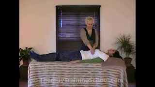 Reiki healing level 1 - Video 10 Client Treatment