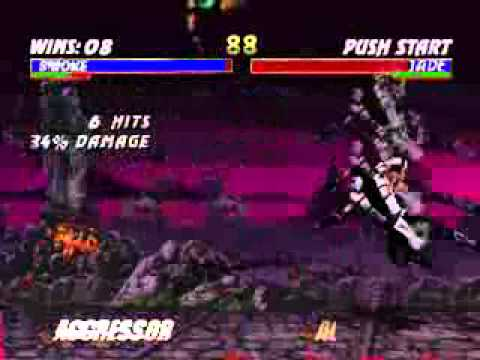 Mortal Kombat Trilogy  (Nintendo 64) All Flawless