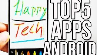5 Mejores Aplicaciones para Android 2015 GRATIS!!