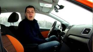 Тест-драйв VW Cross Polo 2012 [HD]