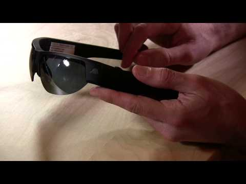 Pivothead Video Camera Sunglasses Review - Compared to Google Glass