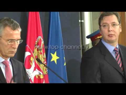 Sekretari i NATO-s: Mbështesim bisedimet Kosovë-Serbi - Top Channel Albania - News - Lajme
