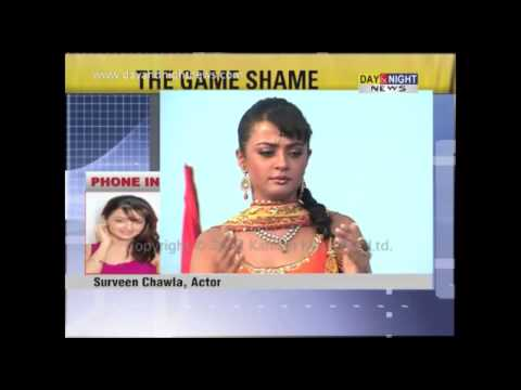 Surveen Chawla disappointed with Sreesanth