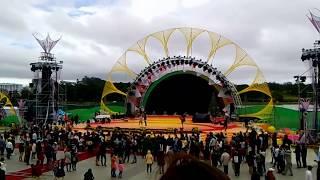 Biểu diễn ca múa nhạc ngày Festival hoa Đà Lạt 2017 - Phần 1