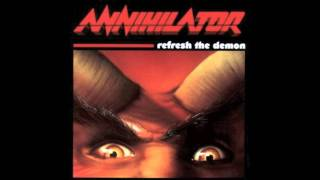 Watch Annihilator City Of Ice video