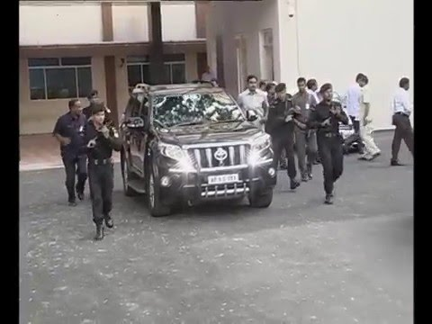 ap cm chandrababu Naidu security and nsg comandos Rare Visuals