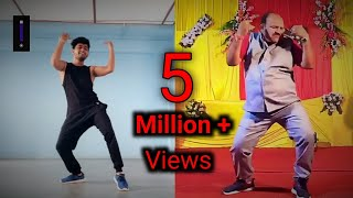Aap Ke Aa Jane Se Song Dance Performance Viral Uncle