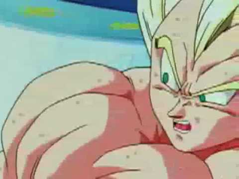 TRUNKS MATA A VEGETA PARA PODER TRANSFORMARSE EN SSJ