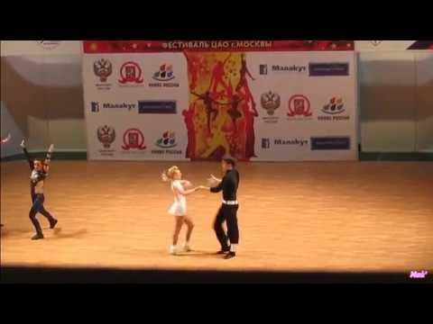 Margarita Mokhoreva & Ruslan Sharikov - Russische Meisterschaft 2013