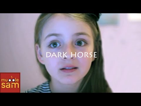 Katy Perry - Dark Horse | 10-Year-Old Sophia | Mugglesam