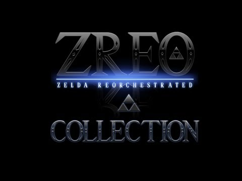 【ZREO】▪ Zelda Reorchestrated Collection ~ Full Albums