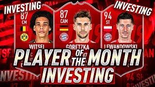 BUNDESLIGA POTM INVESTING! FIFA 19 Ultimate Team