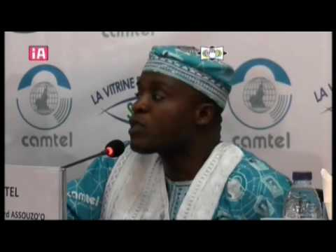 Diffusion en direct de Cameroon Telecommunications Camtel