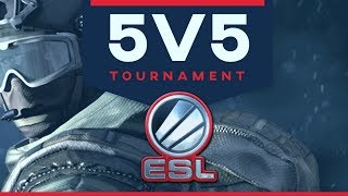ESL September CUP - Round 1 GM 1  - Black Squad Cup Gameplay AK12 - Collection.