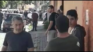 Vídeo mostra momentos de tensão durante atentado em Suzano