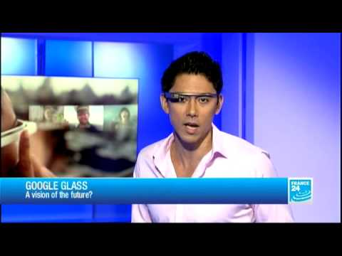 Google Glass: Vision of the Future? - #Tech24