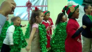 The Milestone School  The littlest Christmas tree part 1