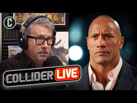 Peter Segal Convinced The Rock To Play Black Adam