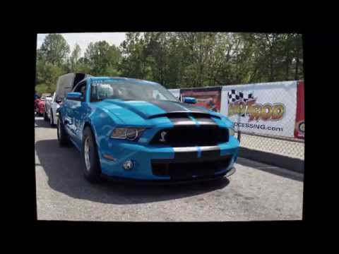 First 2013 Shelby GT500 In The 8's - 8.94@159MPH