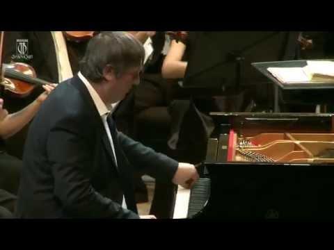 Boris Berezovsky - Ravel - Piano Concerto for the Left Hand - Vedernikov
