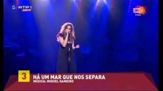 Eurovision 2015 - Portugal - Há um mar que nos separa - Leonor Andrade (HD 1080p)