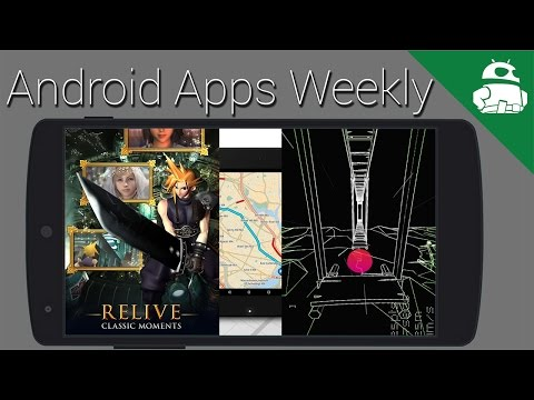 Final Fantasy Record Keeper Telltale Games TomTom returns Android Apps Weekly