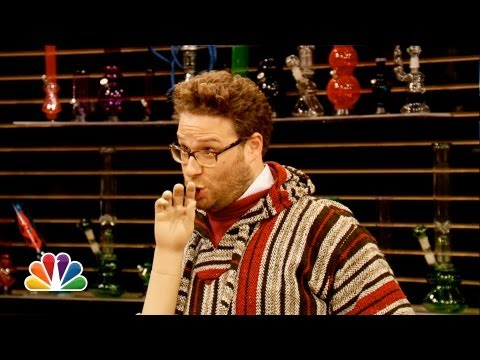 Real People, Fake Arms with Seth Rogen and Jimmy Fallon, Part 1