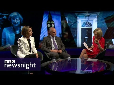Who is Theresa May? - BBC Newsnight