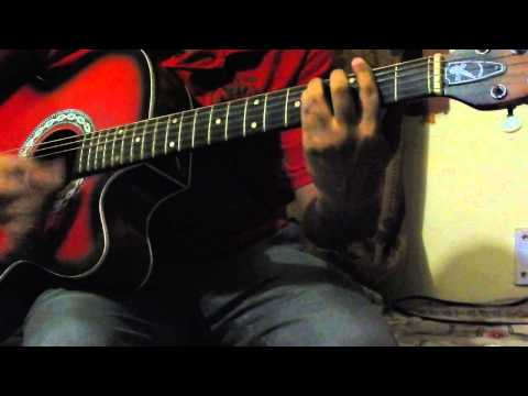 Chalte Chalte Mere Ye Geet Guitar Cover