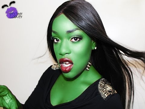 Sexy Female Halloween Costume Frankenstein's Monster- Princess FIona- She ...