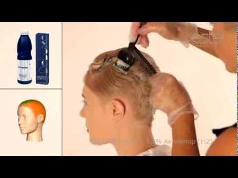 Красим волосы в домашних условиях эстель 108